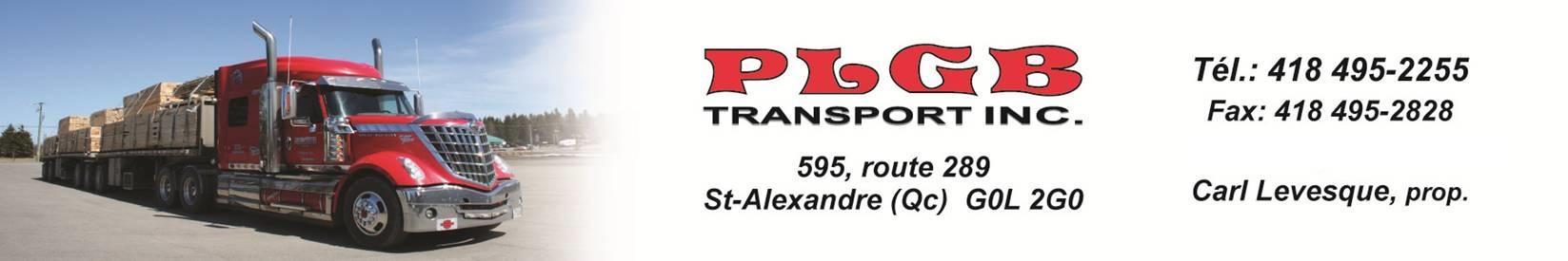 PLGB TRANSPORT